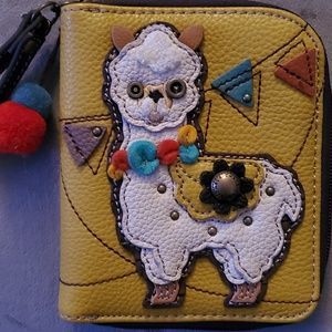 Chala llama wallet brand new